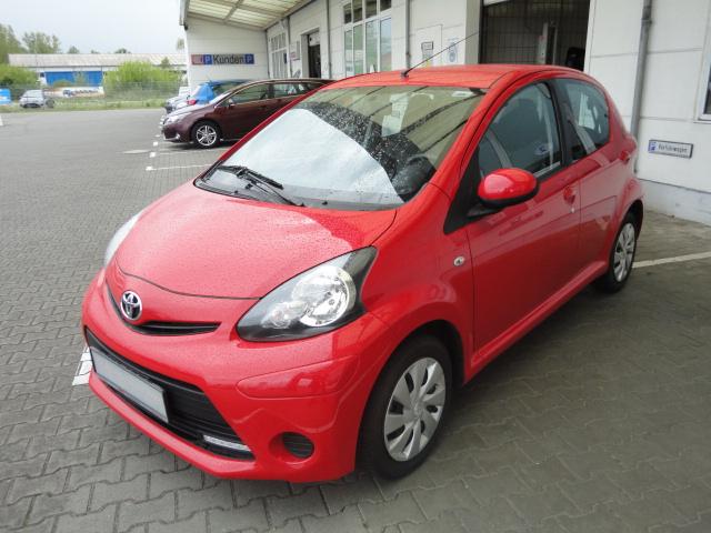 Toyota AYGO | Bj.2013 | 17304km | 7.390 €