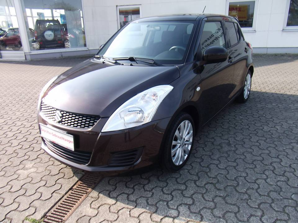 Suzuki Swift | Bj.2013 | 48000km | 8.860 €