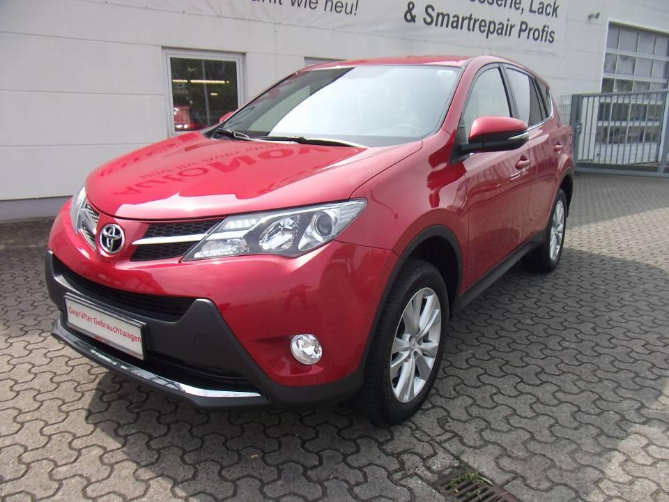 Toyota RAV4 | Bj.2014 | 9694km | 23.990 €