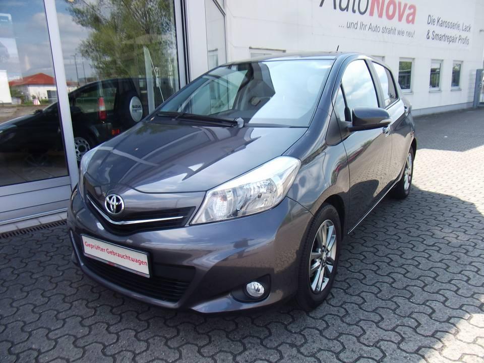Toyota Yaris | Bj.2014 | 45292km | 11.990 €
