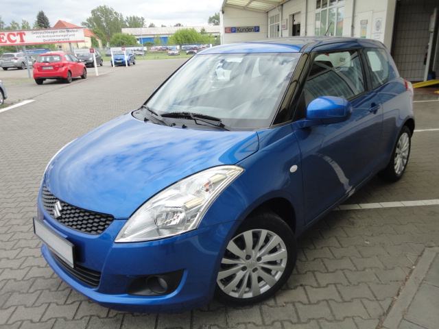 Suzuki Swift | Bj.2011 | 27305km | 8.750 €
