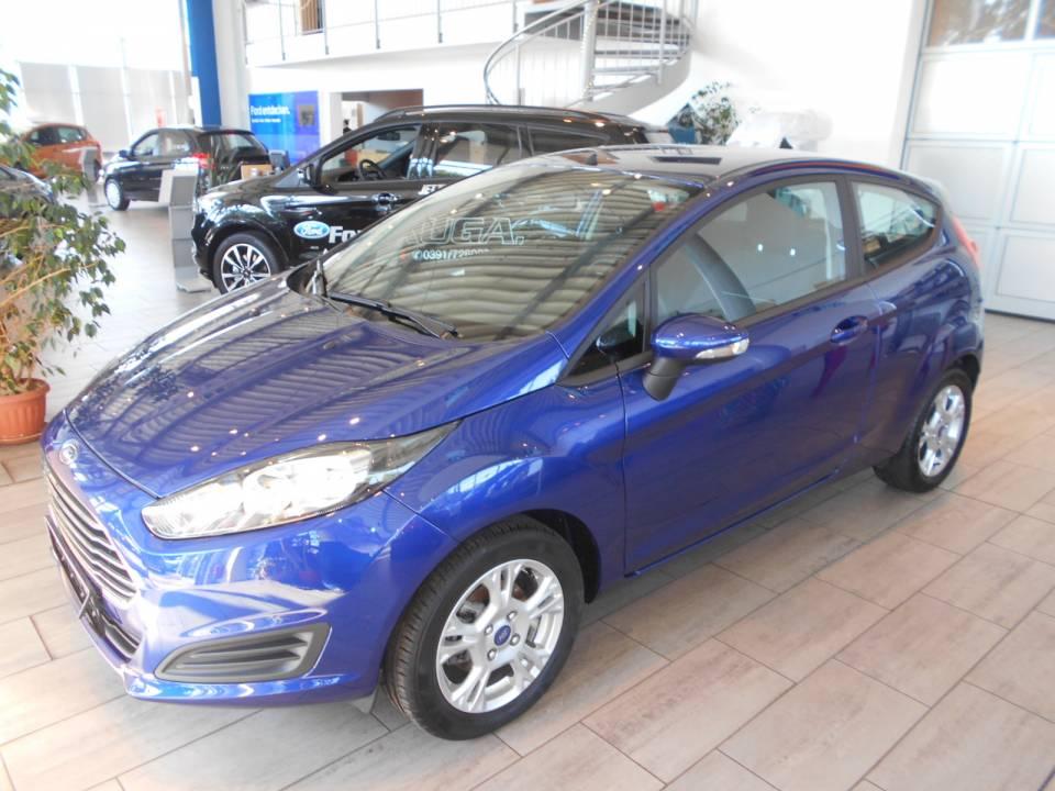 Ford Fiesta | Bj.2014 | 7319km | 11.080 €