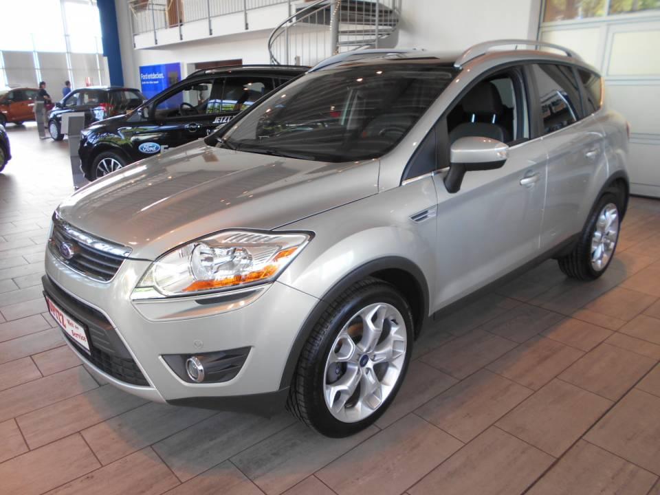 Ford KUGA | Bj.2010 | 84566km | 12.670 €