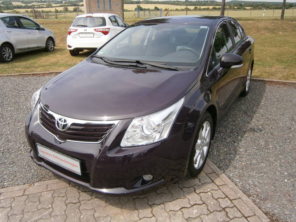 Toyota Avensis | Bj.2009 | 51101km | 11.400 €