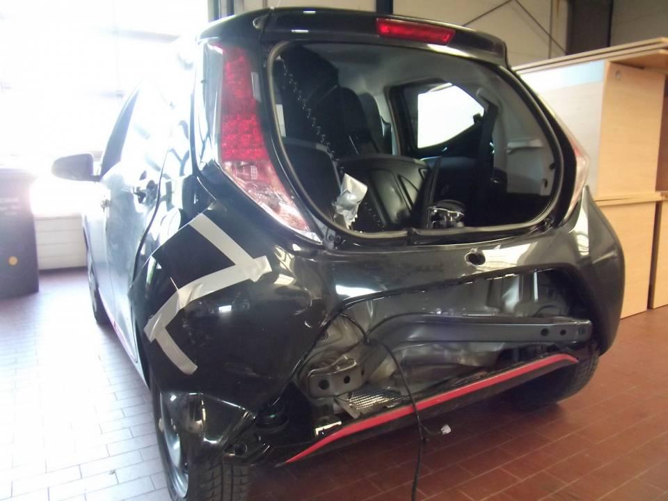 Toyota AYGO | Bj.2016 | 1762km | 4.790 €