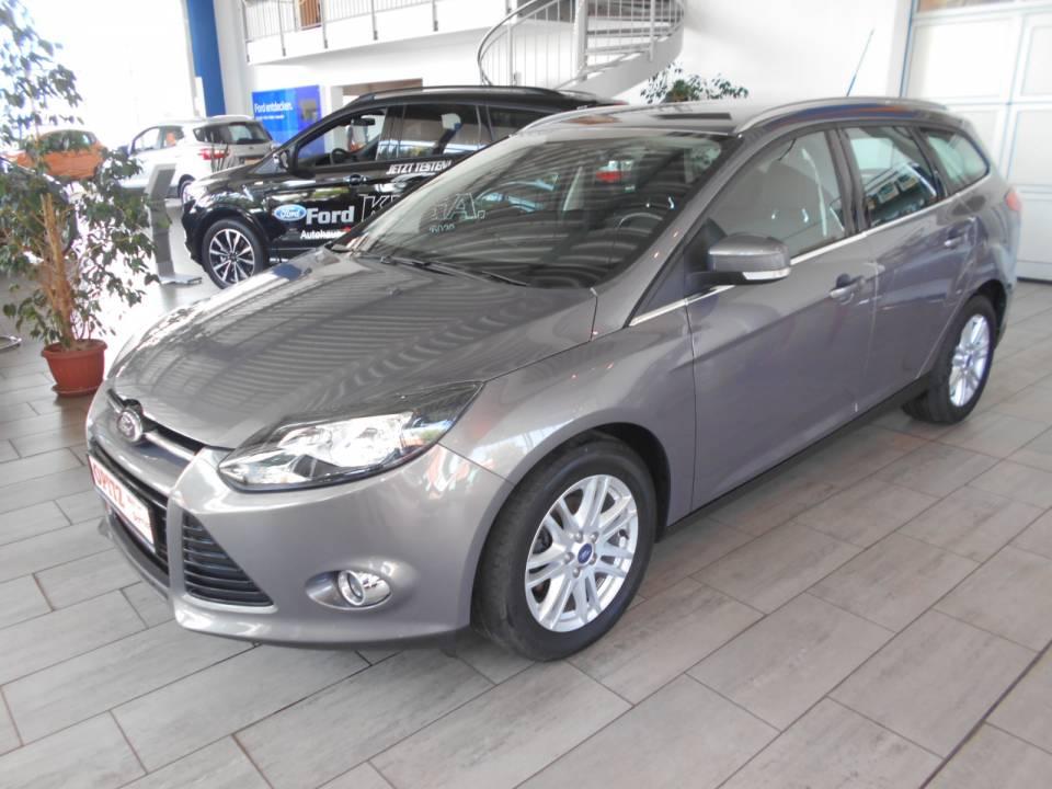 Ford Focus | Bj.2014 | 109554km | 11.980 €