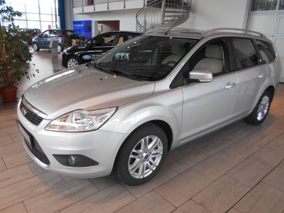 Ford Focus | Bj.2008 | 94533km | 7.790 €