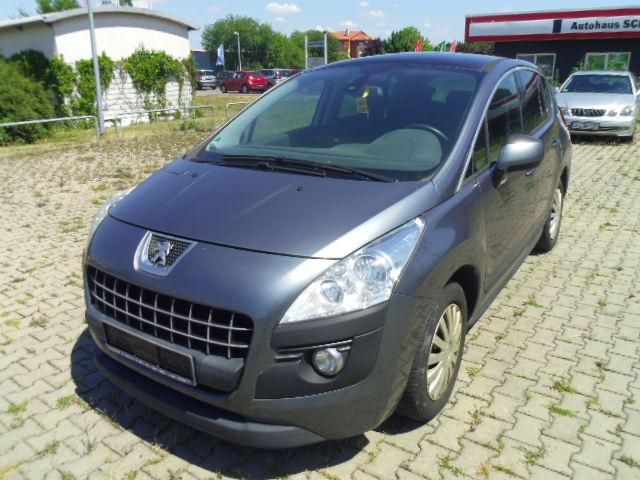 Peugeot 3008 | Bj.2012 | 86065km | 10.950 €