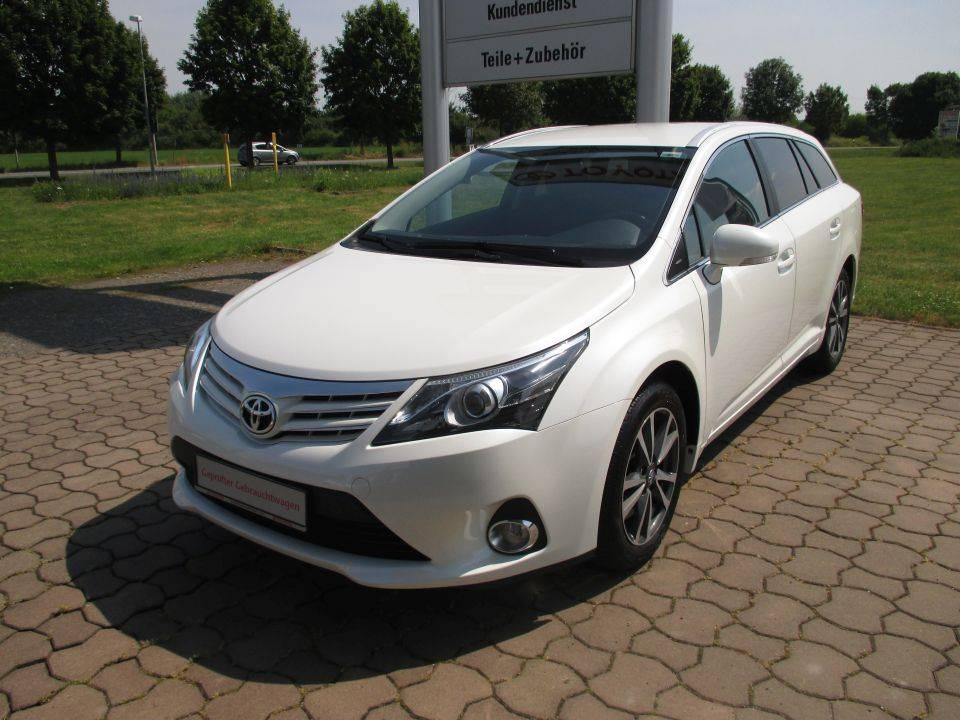 Toyota Avensis | Bj.2014 | 25678km | 16.700 €