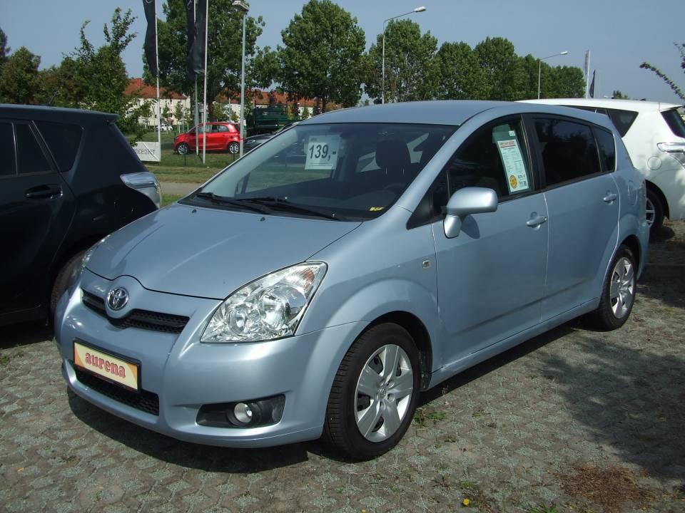 Toyota Corolla Verso   Bj.2008   96359km   8.130 €
