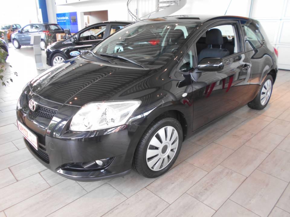 Toyota Auris | Bj.2008 | 66901km | 7.300 €