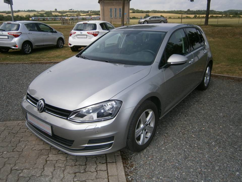 Volkswagen Golf VII | Bj.2013 | 50513km | 14.490 €