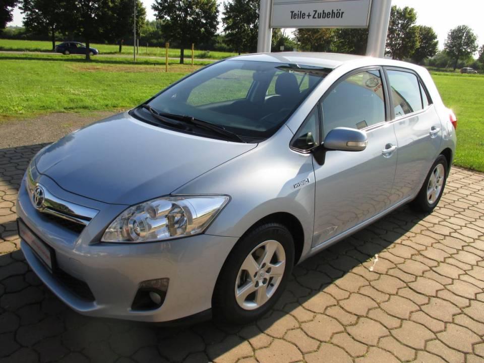 Toyota Auris Hybrid | Bj.2011 | 59274km | 11.960 €