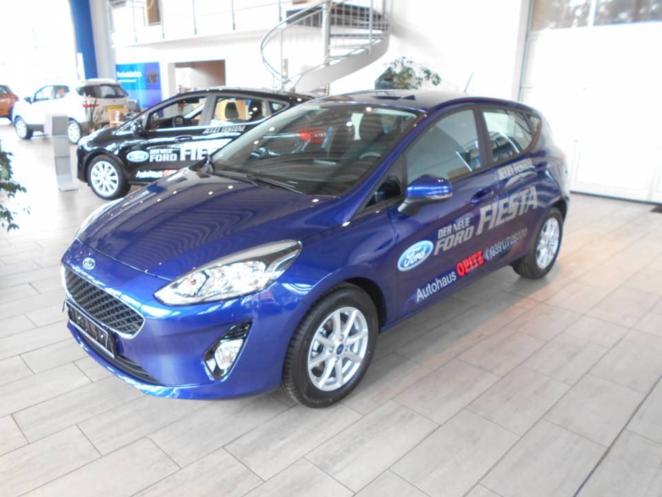 Ford | Fiesta  10.800,00 €