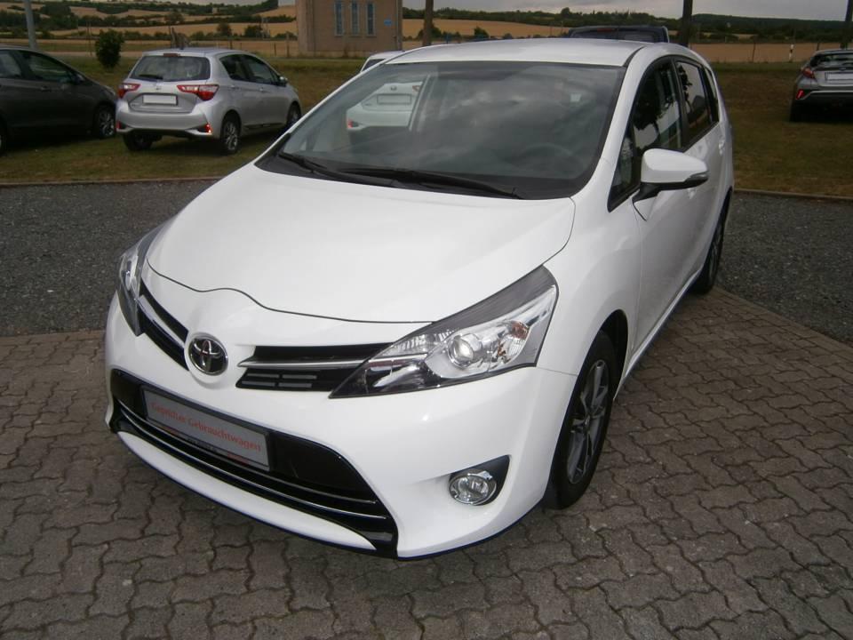 Toyota Verso | Bj.2014 | 42851km | 14.490 €