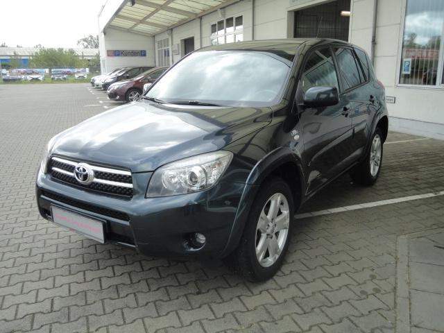 Toyota RAV4 | Bj.2006 | 97828km | 9.870 €