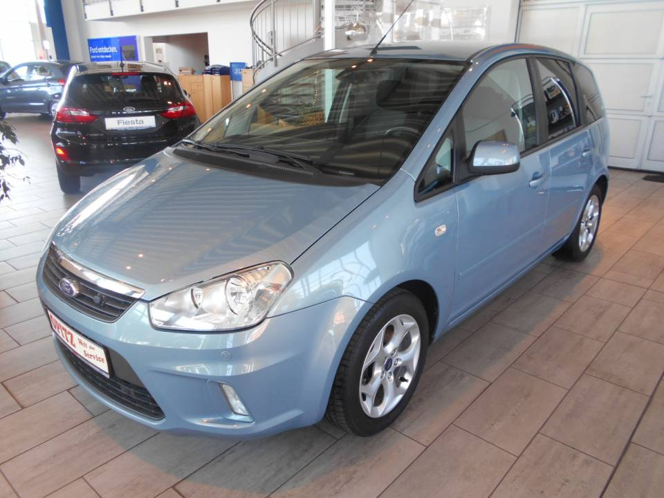 Ford C-Max | Bj.2010 | 100381km | 8.855 €