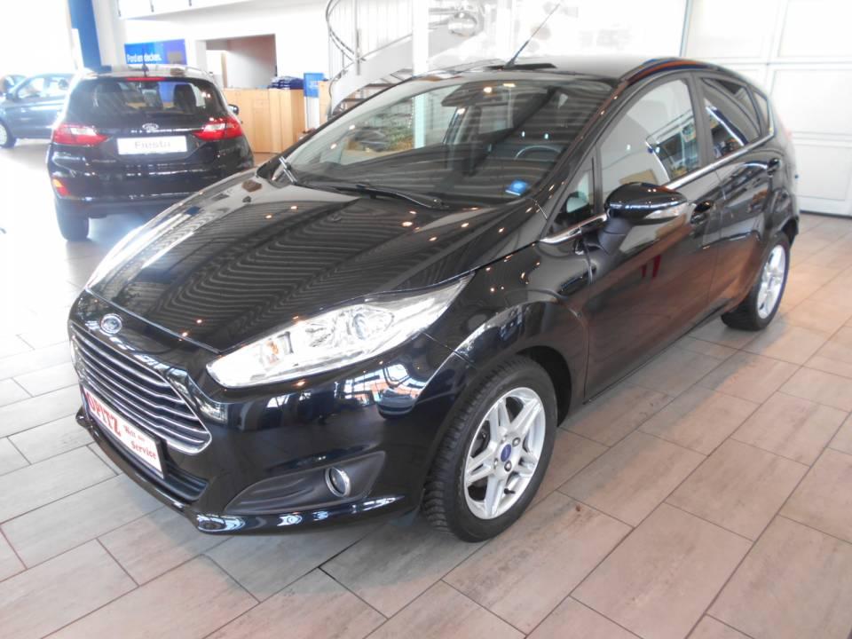 Ford Fiesta | Bj.2013 | 52306km | 10.490 €