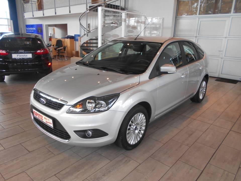 Ford Focus | Bj.2010 | 32059km | 10.190 €