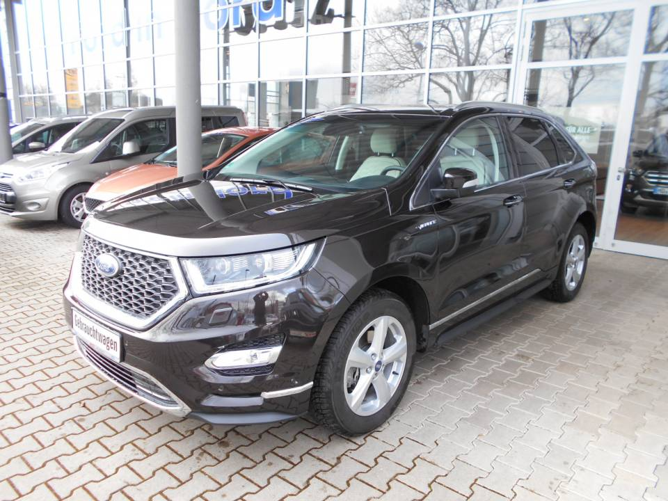 Ford Edge | Bj.2017 | 19680km | 40.755 €