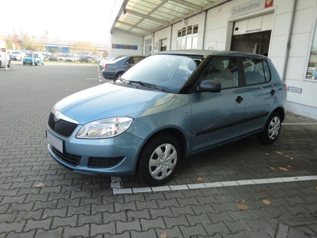Skoda Fabia | Bj.2012 | 47977km | 7.520 €