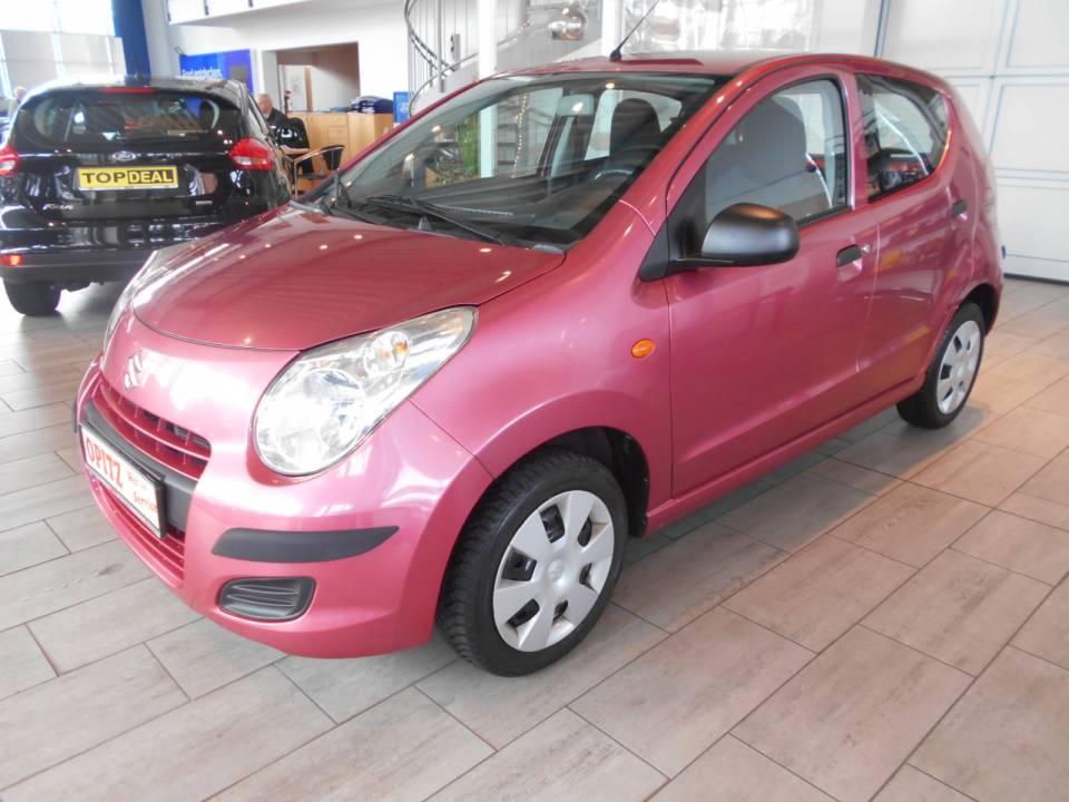 Suzuki Alto | Bj.2009 | 39904km | 4.890 €