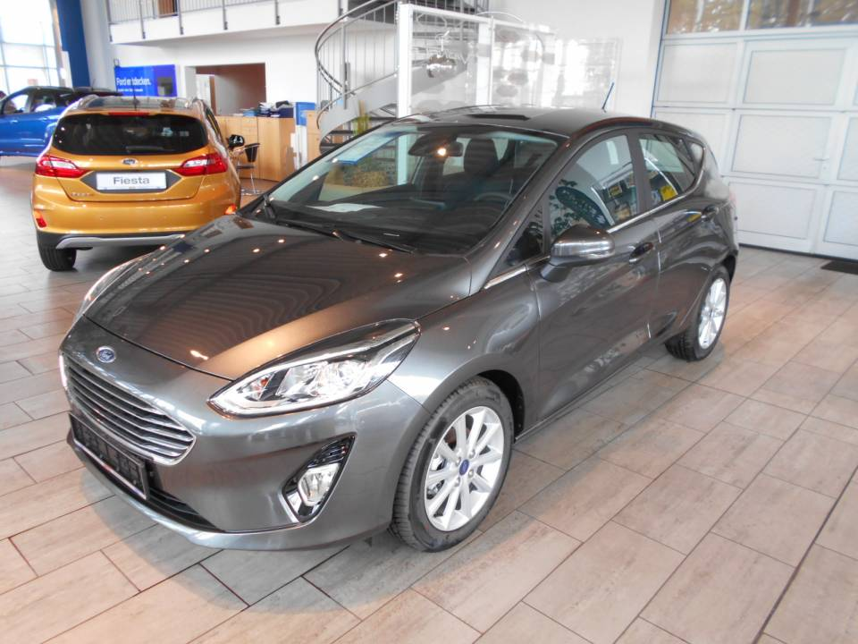 Ford Fiesta | Bj.2019 | 3934km | 15.360 €