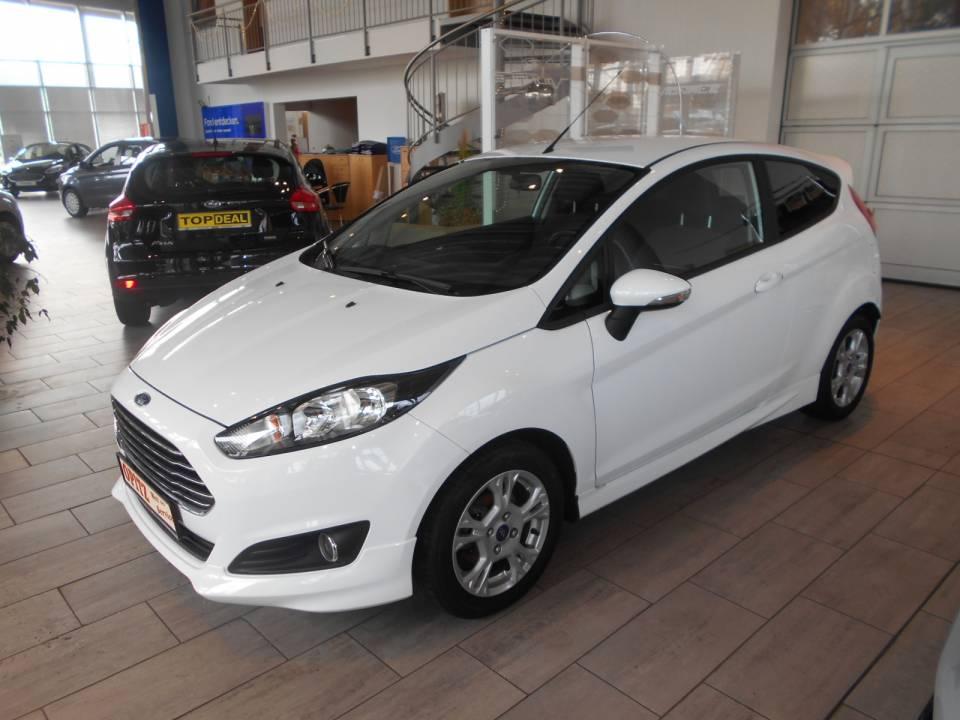 Ford Fiesta | Bj.2013 | 34138km | 8.450 €