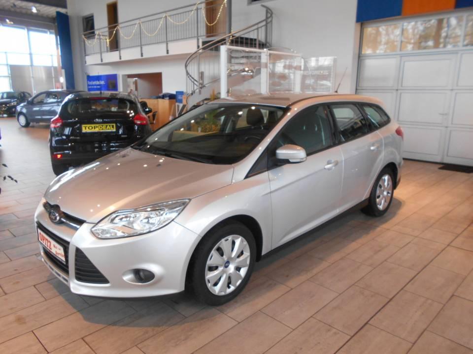 Ford Focus | Bj.2012 | 62425km | 10.450 €