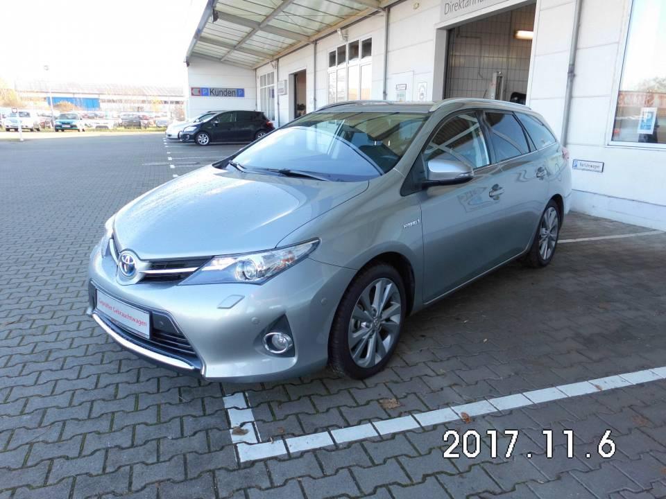 Toyota Auris TS Hybrid | Bj.2014 | 35189km | 17.940 €