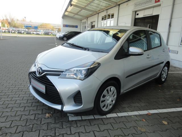 Toyota Yaris | Bj.2015 | 10465km | 10.950 €