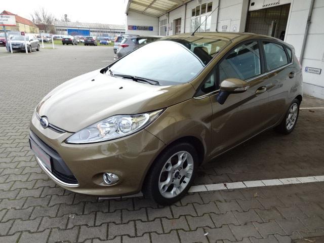 Ford Fiesta | Bj.2011 | 105911km | 6.590 €