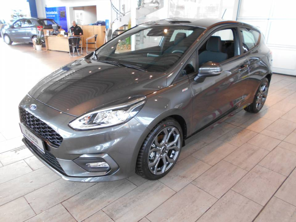 Ford Fiesta | Bj.2019 | 9821km | 14.340 €