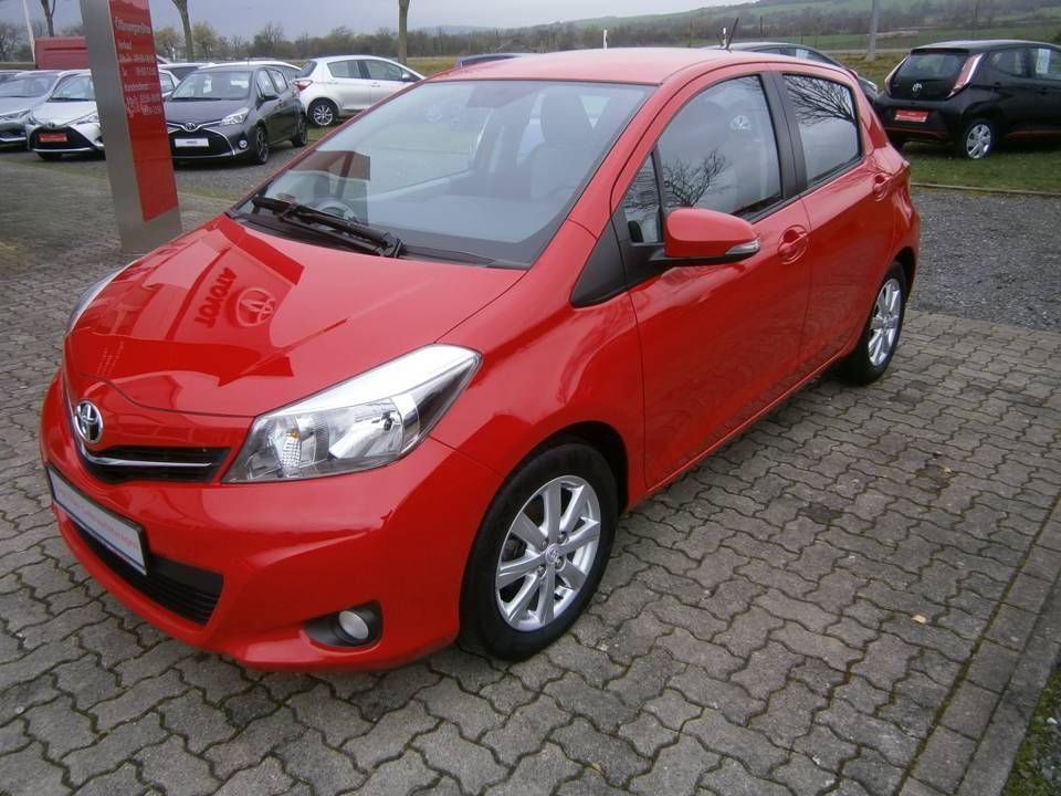 Toyota Yaris | Bj.2011 | 78682km | 8.990 €