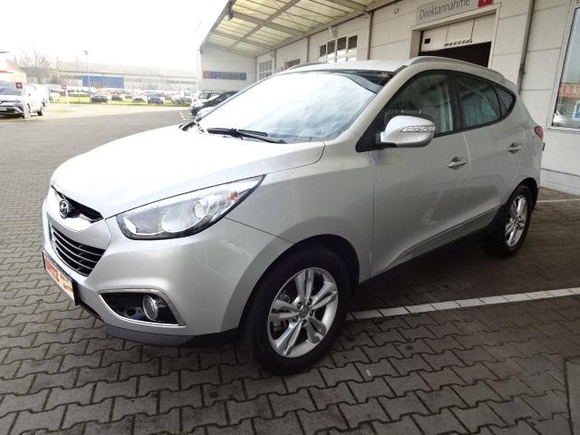 Hyundai ix35 | Bj.2013 | 47790km | 12.590 €