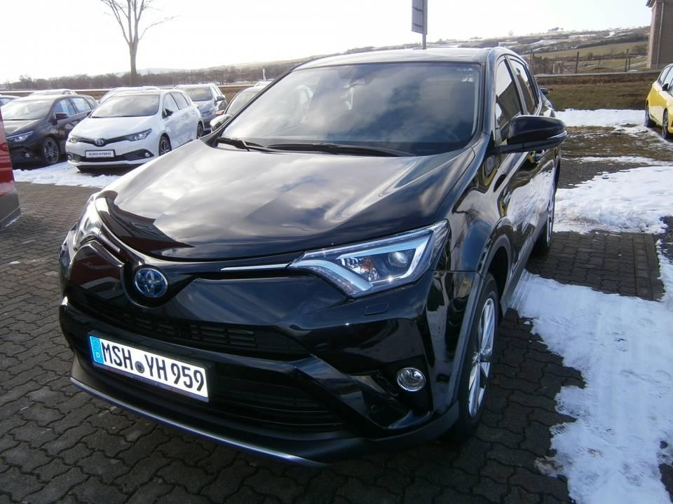 Toyota RAV 4 Hybrid | Bj.2018 | 1670km | 33.520 €