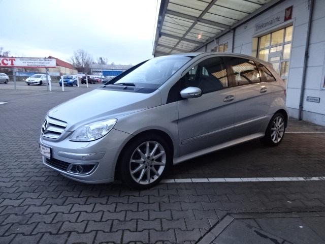 Mercedes-Benz B200   Bj.2006   117393km   7.290 €