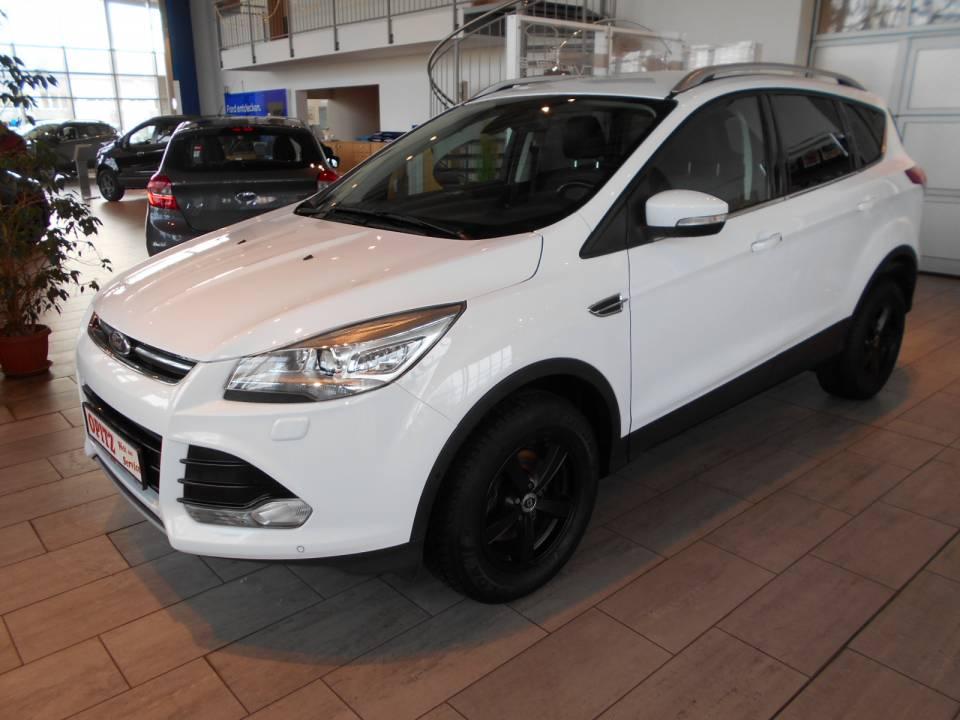 Ford Kuga | Bj.2014 | 95020km | 15.460 €