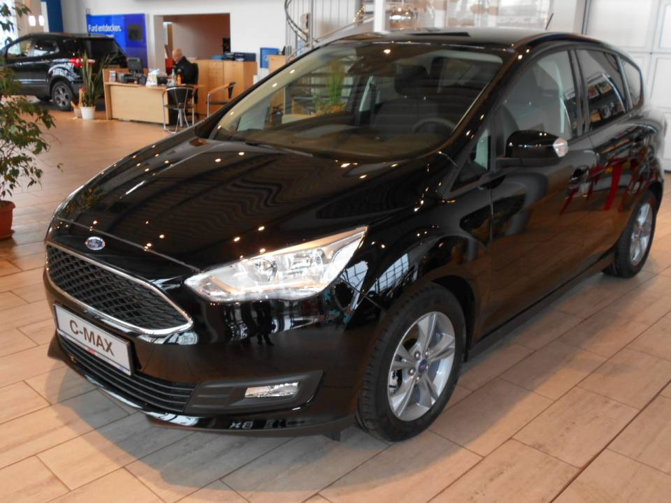 Ford C-Max | Bj.2019 | 7651km | 19.660 €