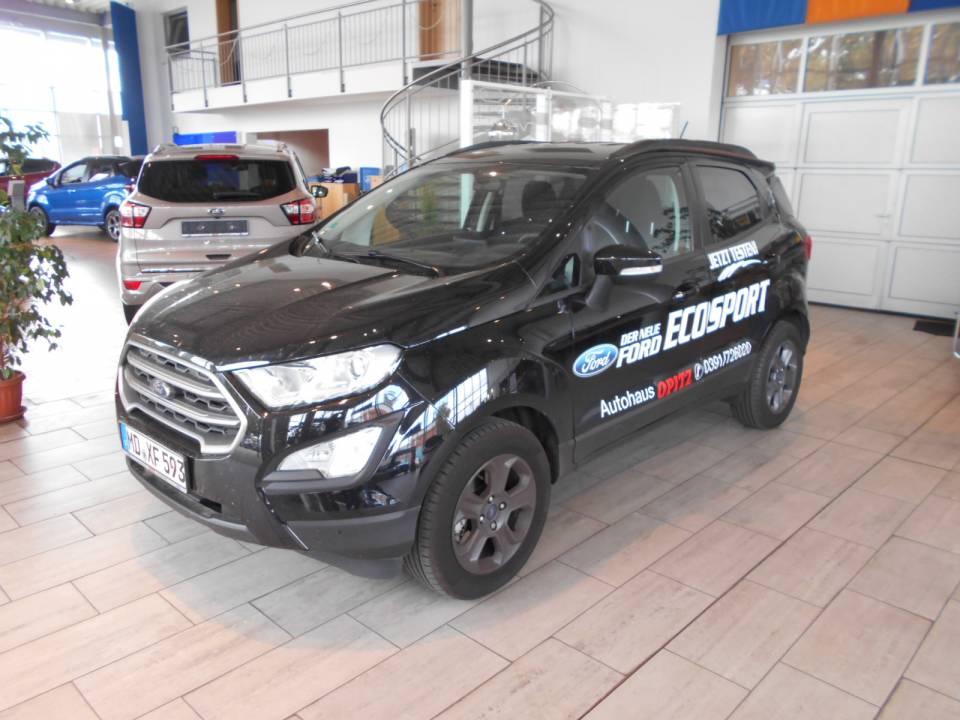 Ford EcoSport   Bj.2018   13869km   18.450 €