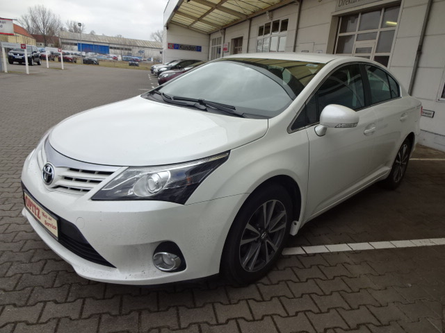 Toyota Avensis | Bj.2014 | 25369km | 15.410 €