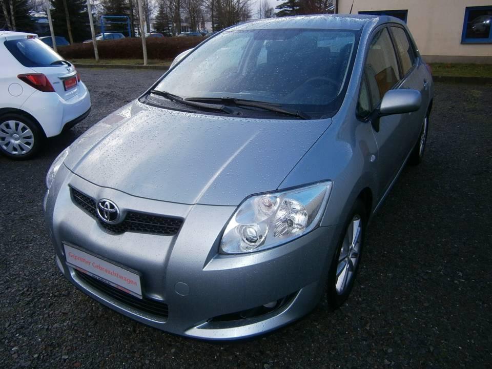 Toyota Auris | Bj.2009 | 67239km | 6.990 €