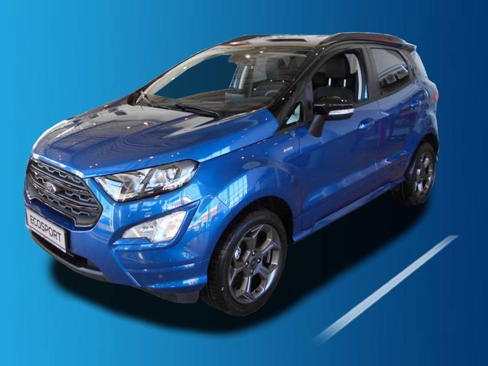 Ford EcoSport | Bj.2019 | 2439km | 20.980 €