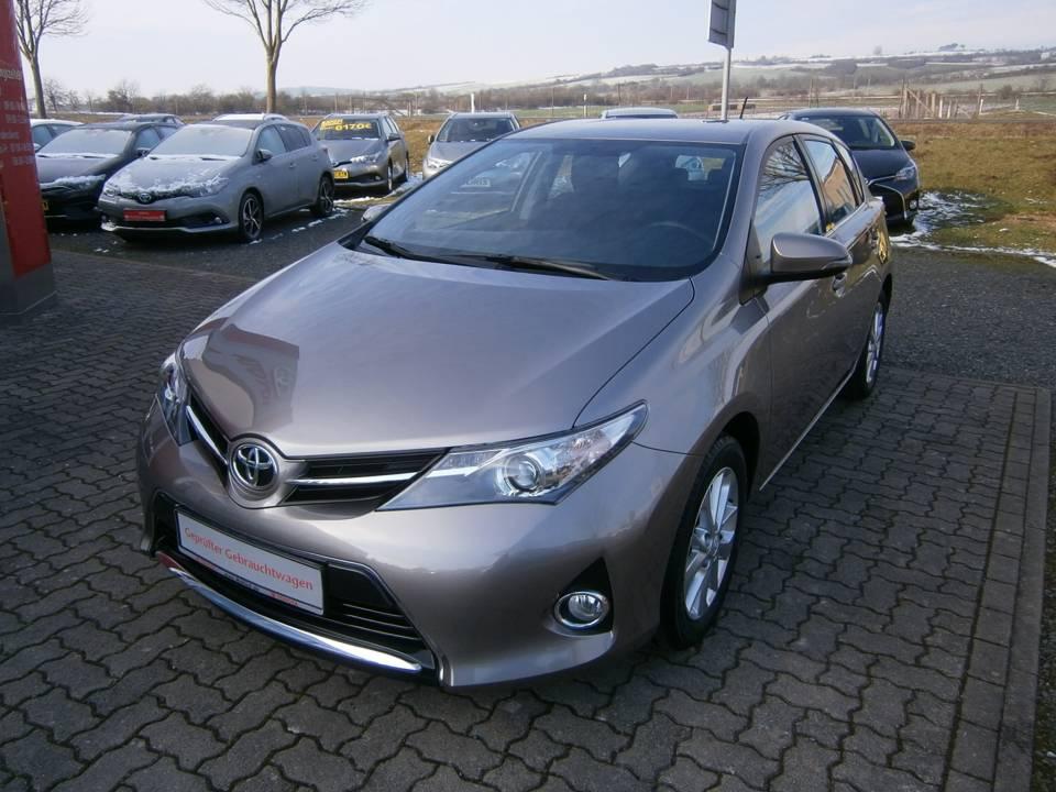 Toyota Auris | Bj.2014 | 12758km | 13.990 €