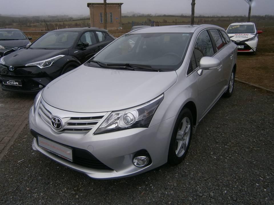 Toyota Avensis | Bj.2013 | 45201km | 13.990 €