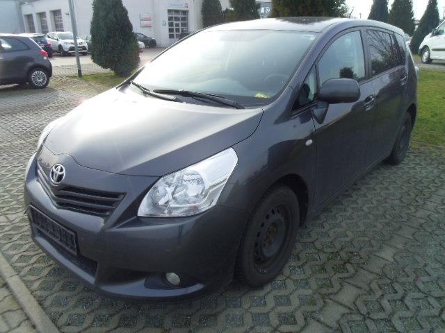 Toyota Verso | Bj.2012 | 33304km | 14.995 €
