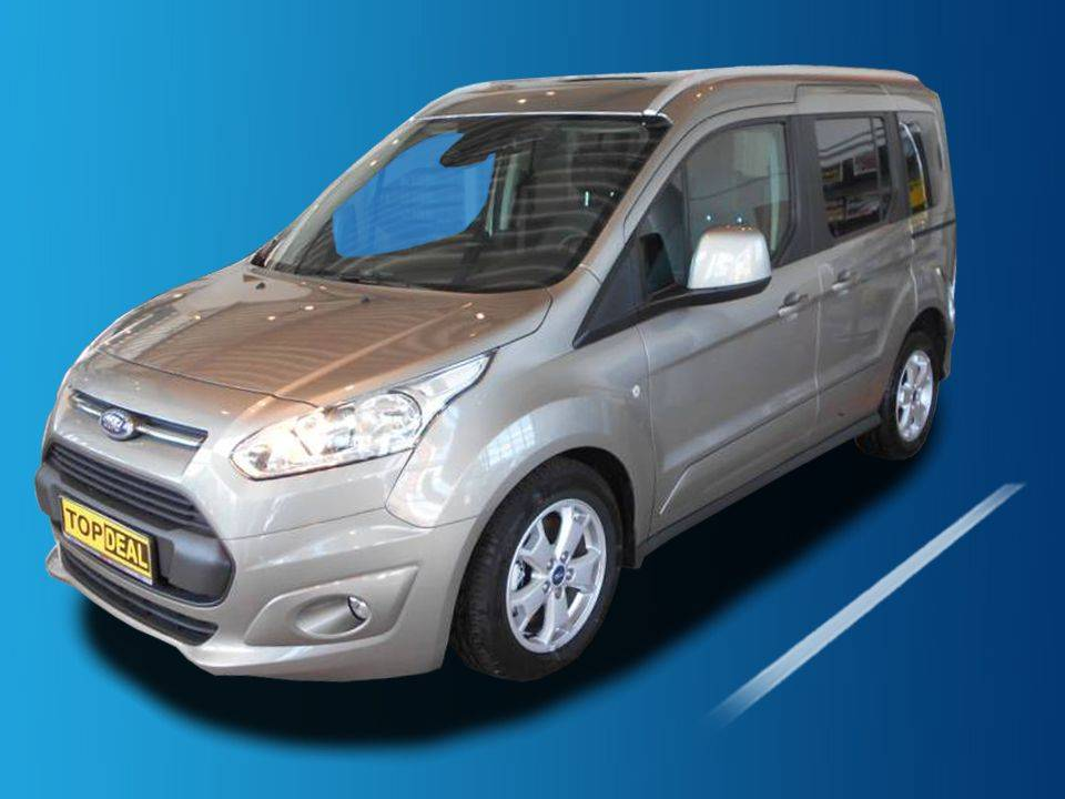 Ford | Tourneo Connect  	20.449,00 €