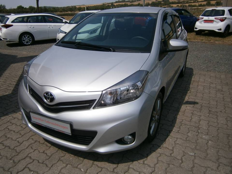 Toyota Yaris | Bj.2011 | 41000km | 8.360 €