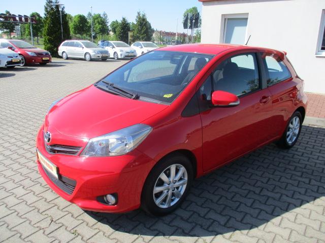 Toyota Yaris | Bj.2012 | 42880km | 9.950 €