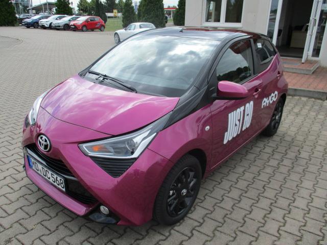 Toyota | AYGO  9.540,00 €